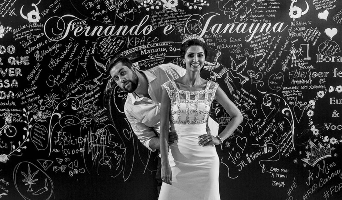 Casamento de Fernando e Janayna