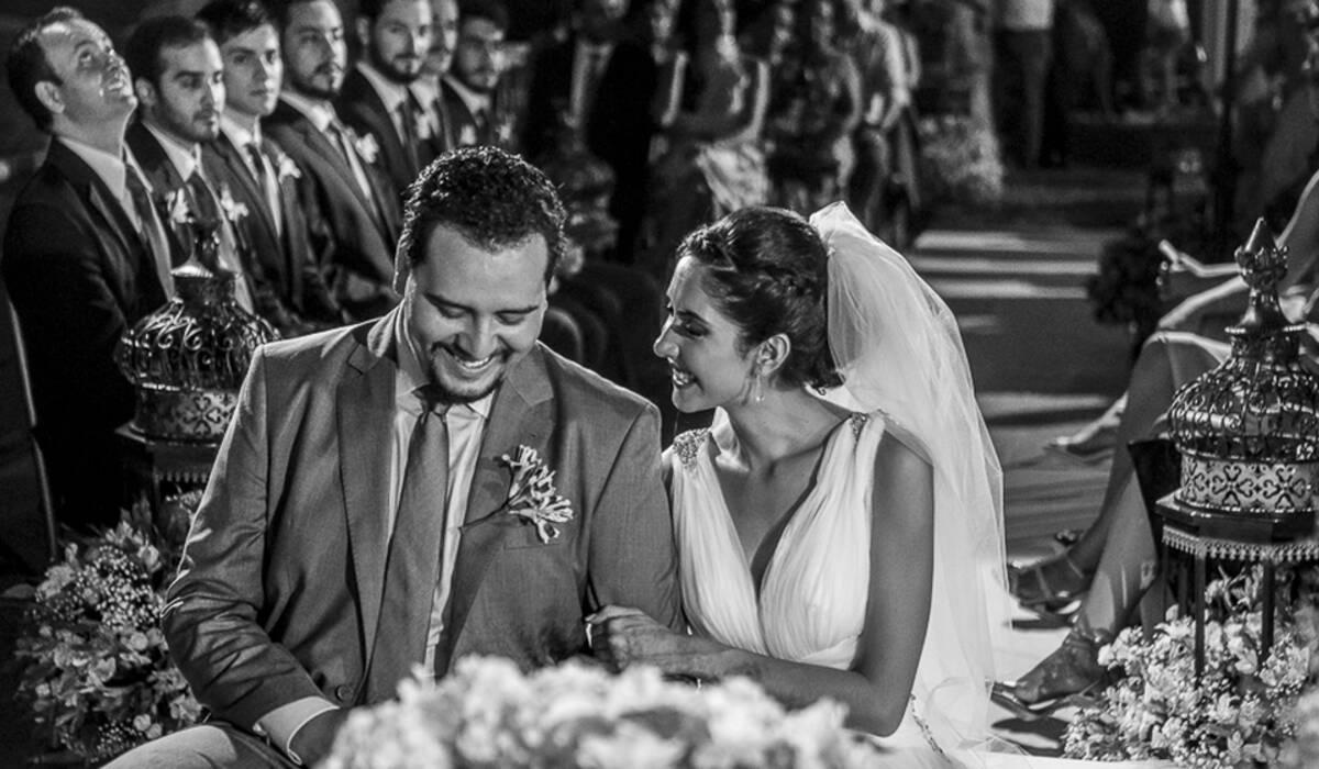 Casamento de Débora e Victor