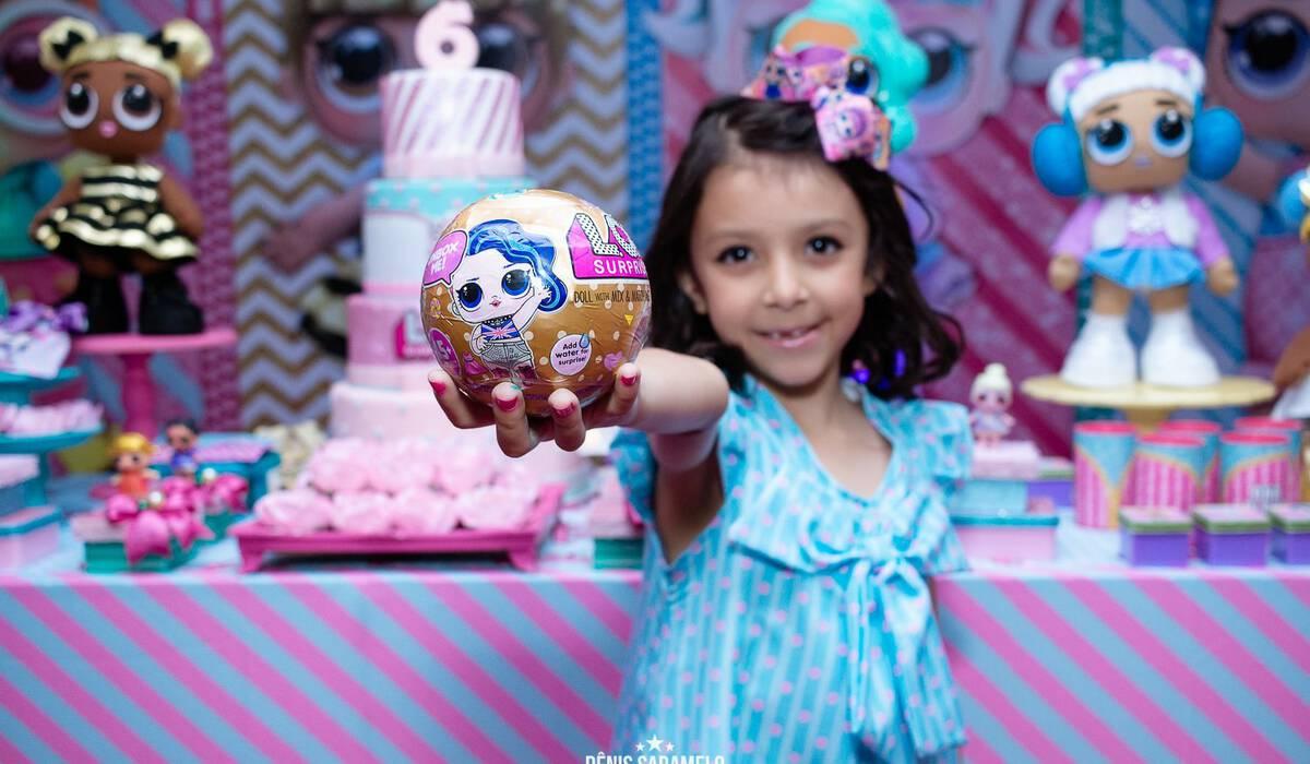Festa Infantil de Ana Clara - 6 Anos