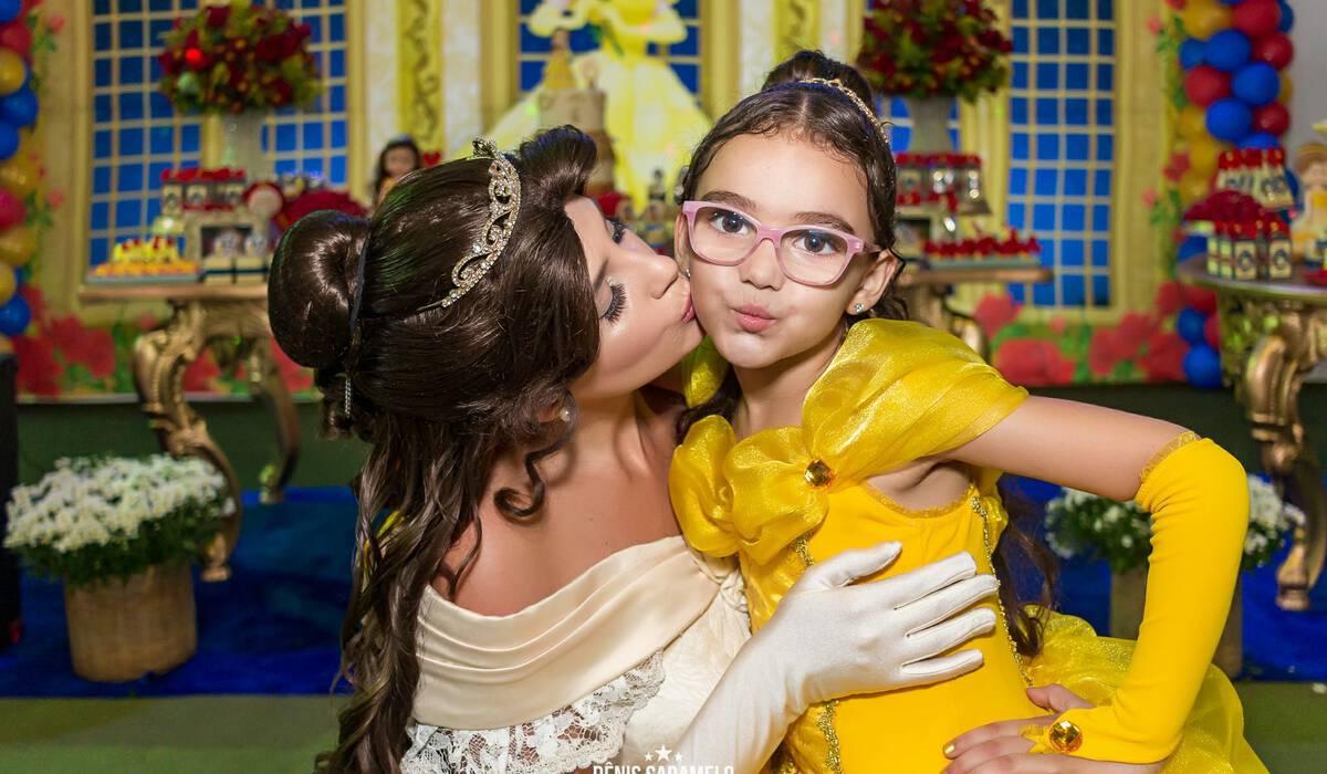 Festa Infantil de Allana - 6 Anos