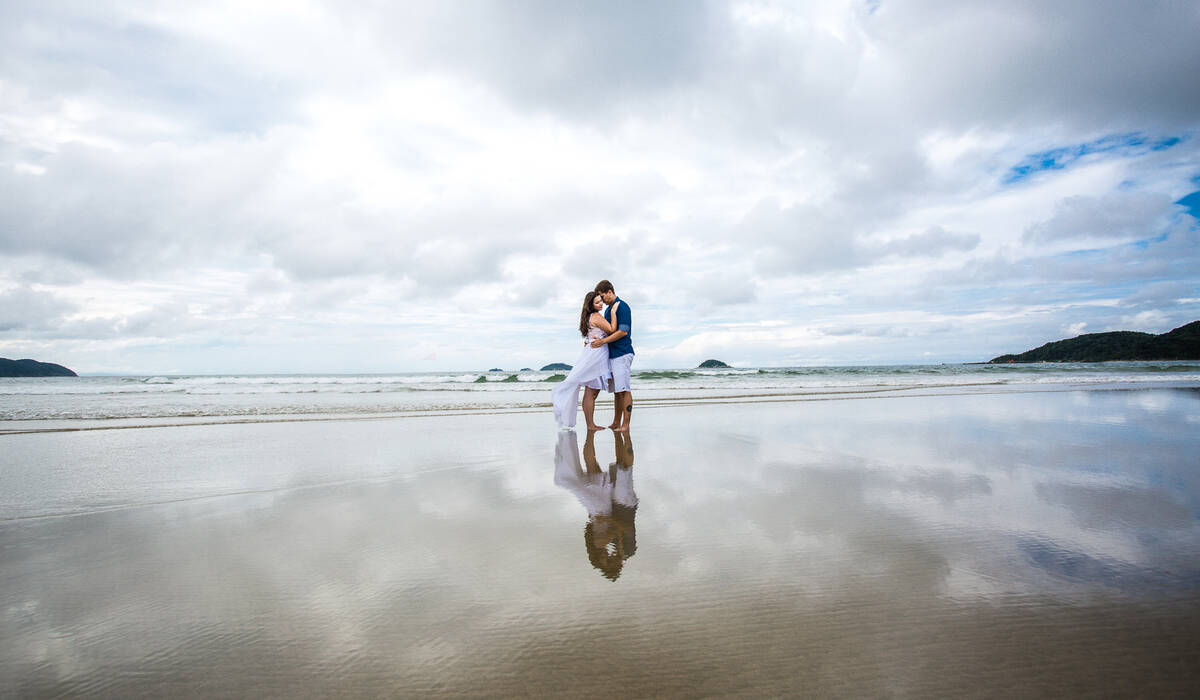 Pré- wedding de Aline & Guilherme