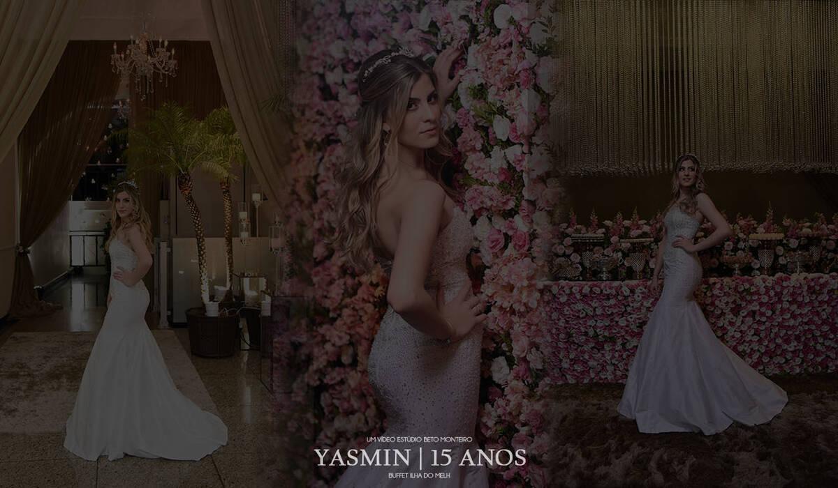 vídeo highlights do aniversário de Yasmin 15 anos
