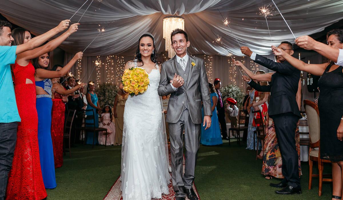Casamento de Bruna e Deniz