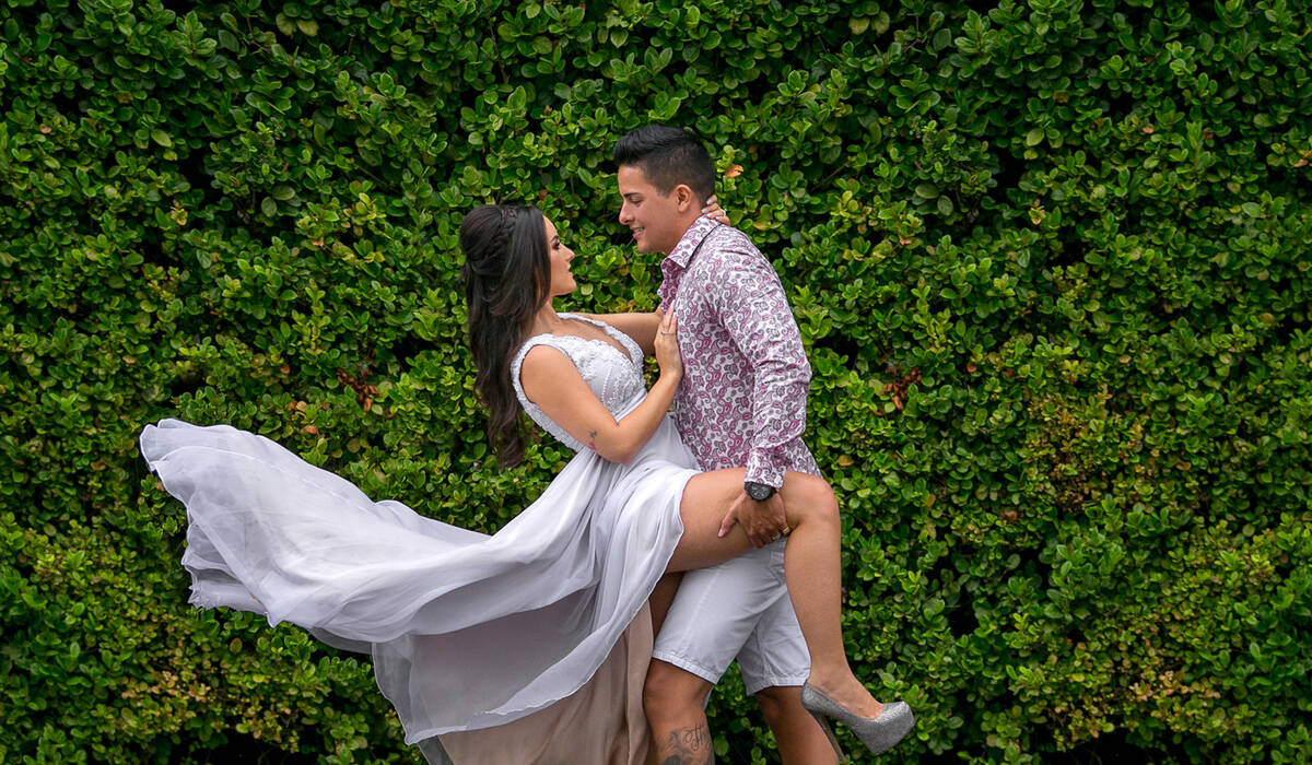 Pré Casamento de Julia & Daniel