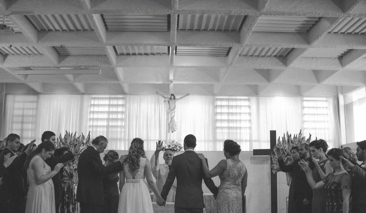 Casamento de Juliane e Daniel