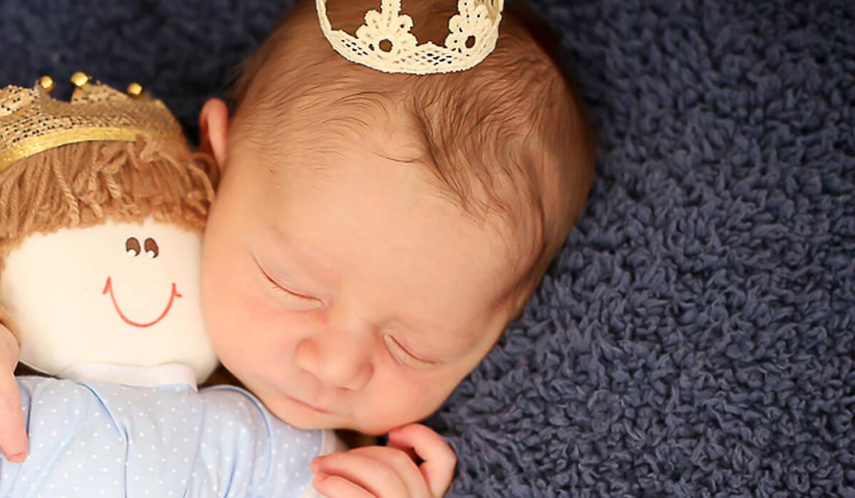 Newborn de Theo