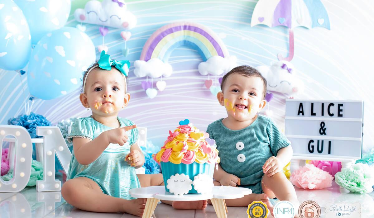 Smash The Cake de