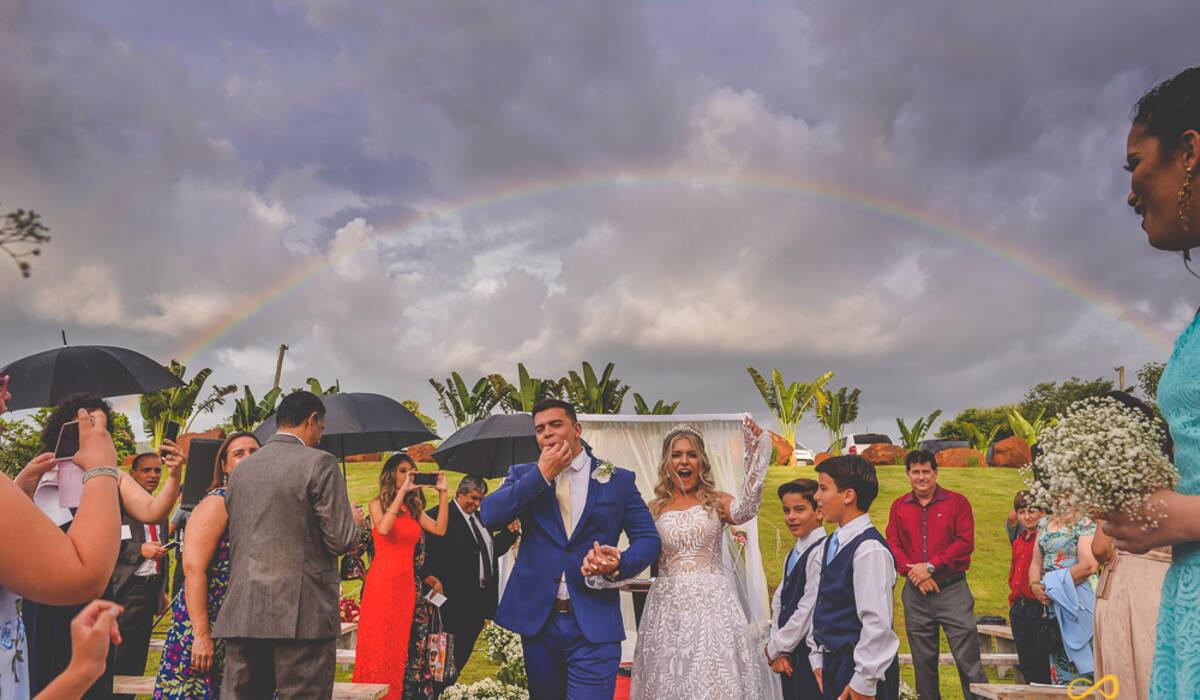 Casamento de Andressa e Pedro
