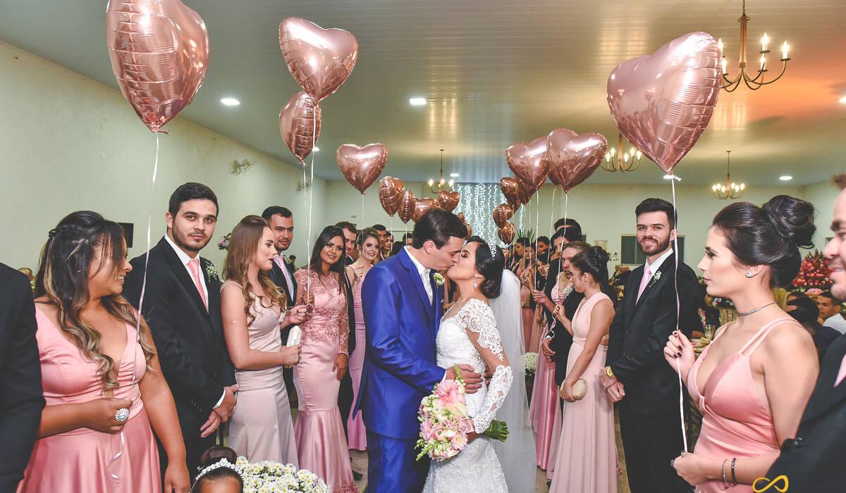 Casamento de Sabrina & Elias