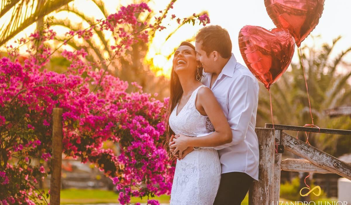 Ensaio Namorando de Ediene & Ricardo
