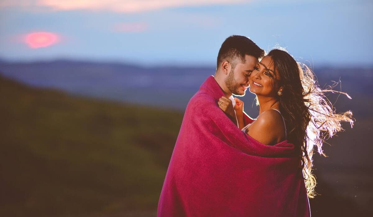 Ensaio Namorando de Daniel & Kamila