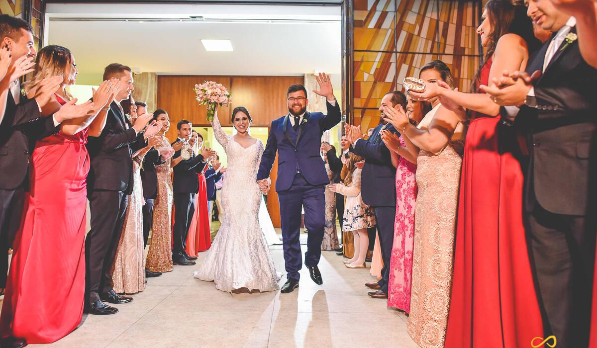 Casamento de Rafael & Nathália
