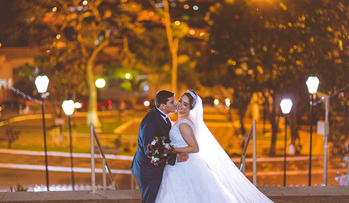 Casamento de Lilian e Raul