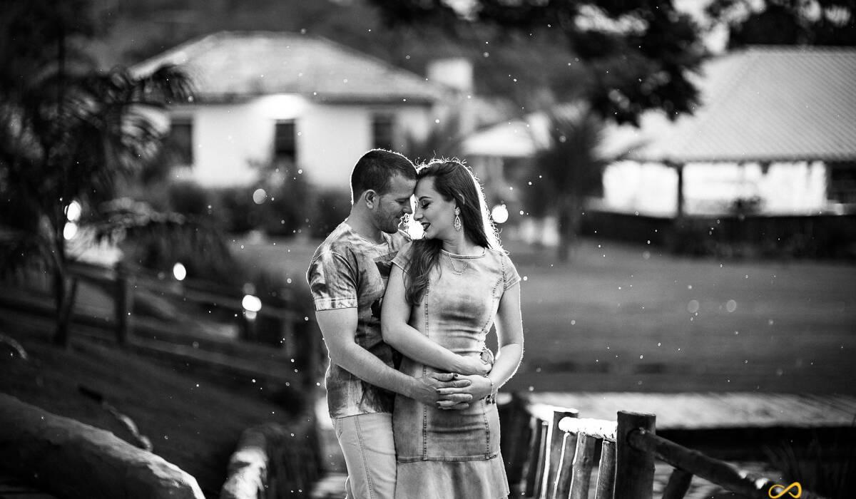 Ensaio Namorando de Ana Carolina e Afrânio