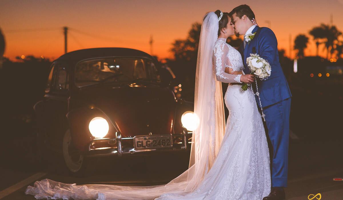 Casamento de Alyne & Vinicius