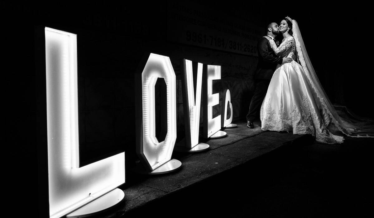 Casamento de Diego & Larissa