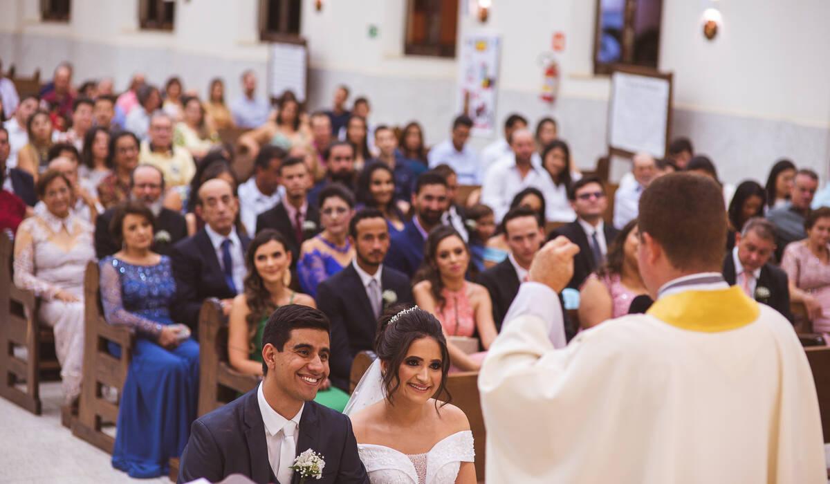 Casamento de Aline & João