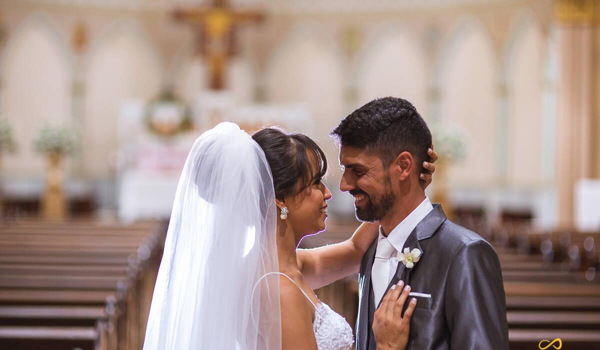 Casamento de Denise & Wender