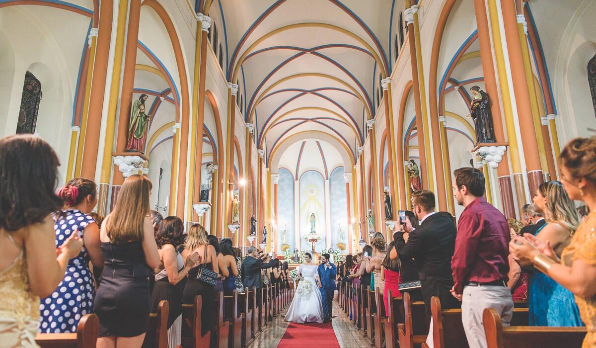 Casamento de Lorena e Marcos