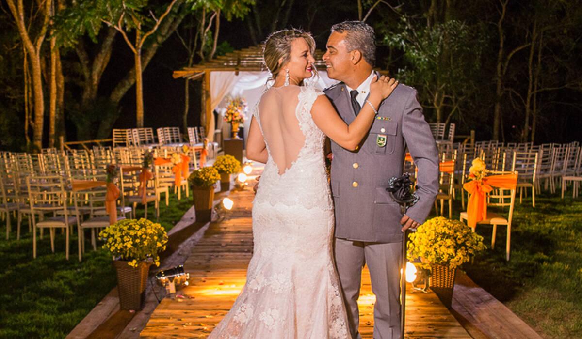 Casamento de Sirlene & Robson