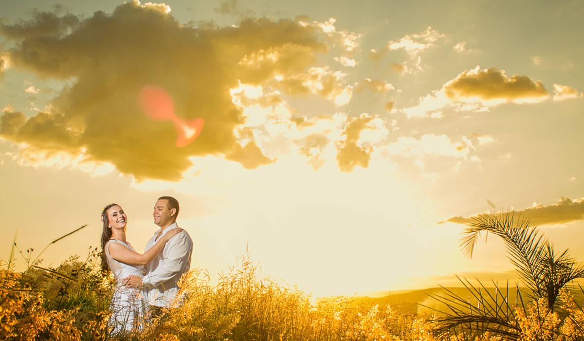 Ensaio Pré Casamento de Michelle & Valter Junio