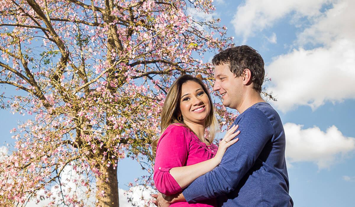 Ensaio Pré Casamento de Karolynne & Eduardo