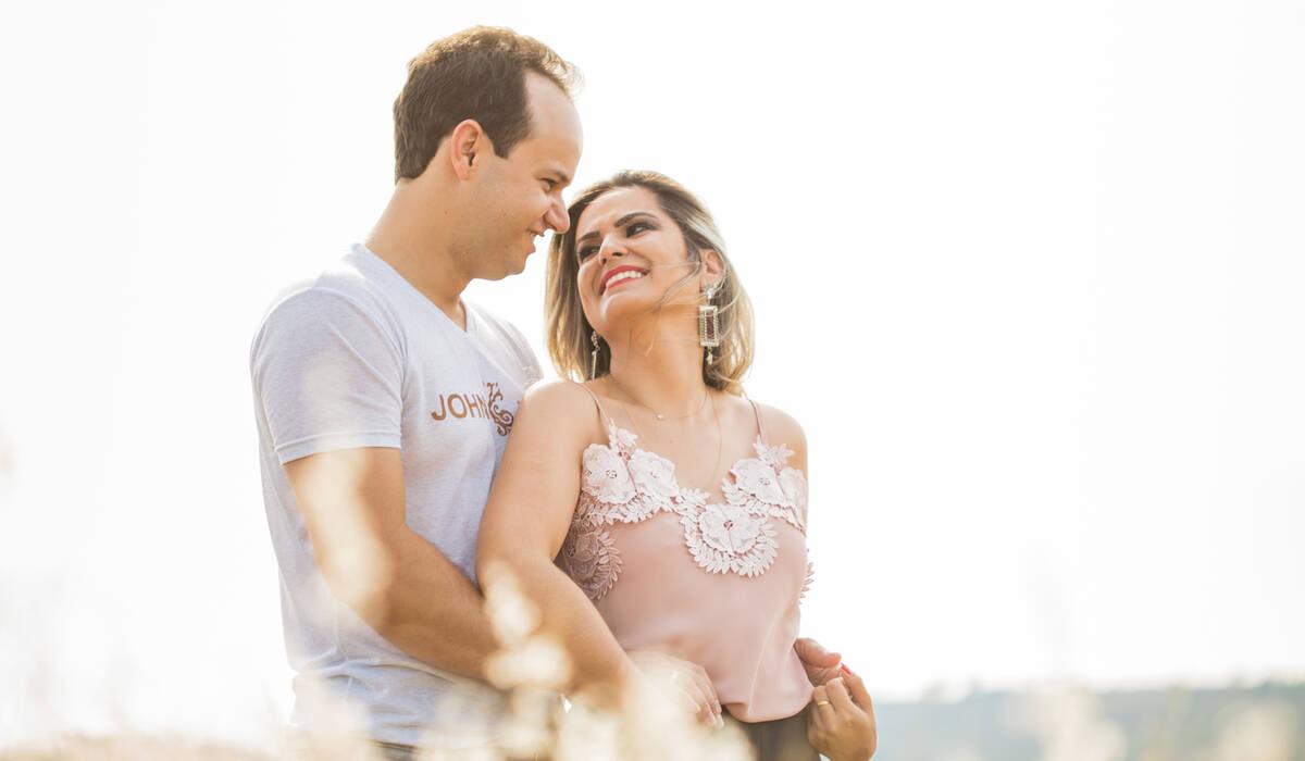 Ensaio Pré Casamento de Claudiene & Rodrigo