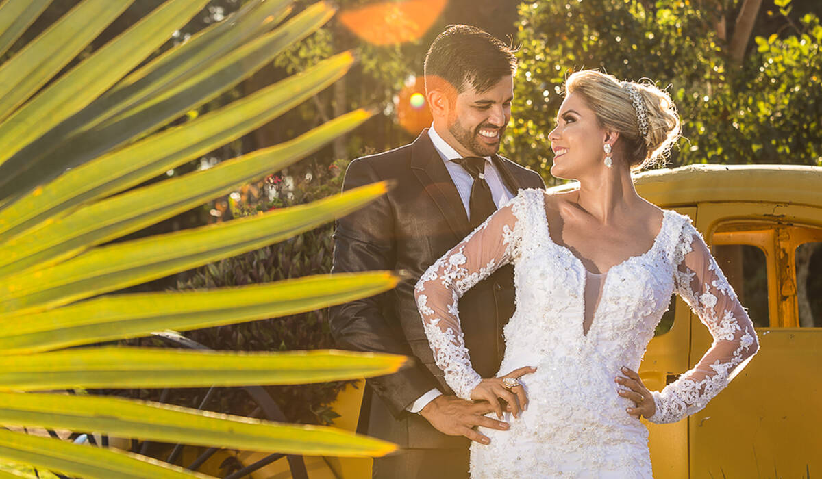 Ensaio Pós Casamento de Bruna - Bruno