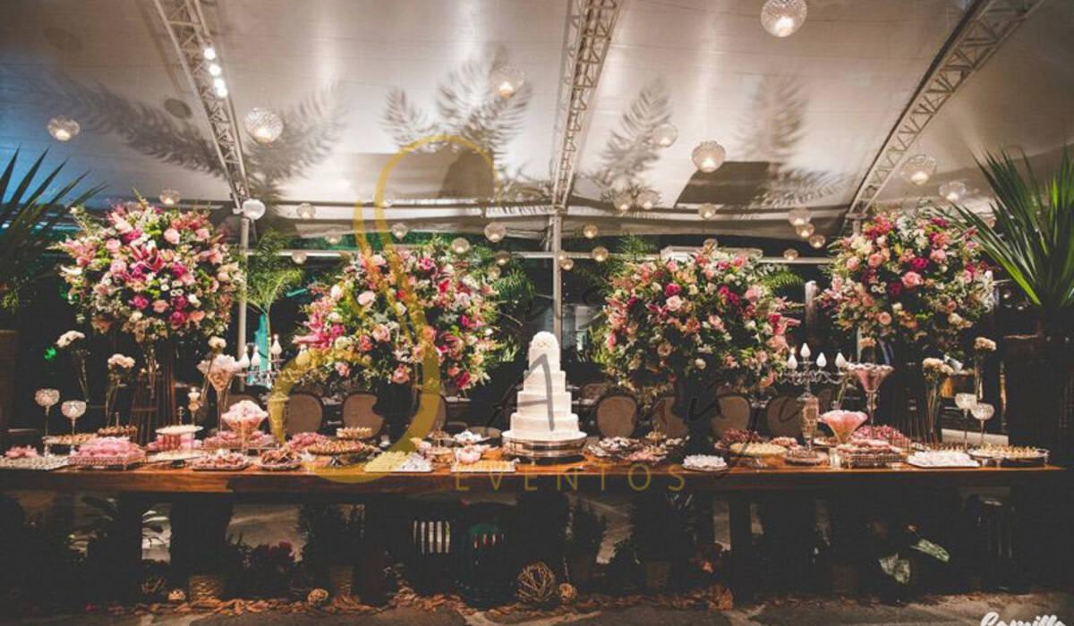 Flores e Decoração por Susana Araújo de Foto por Camilla Antunes