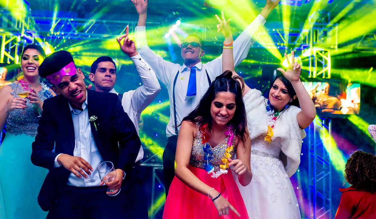 Casamentos de Fabiana & Gustavo