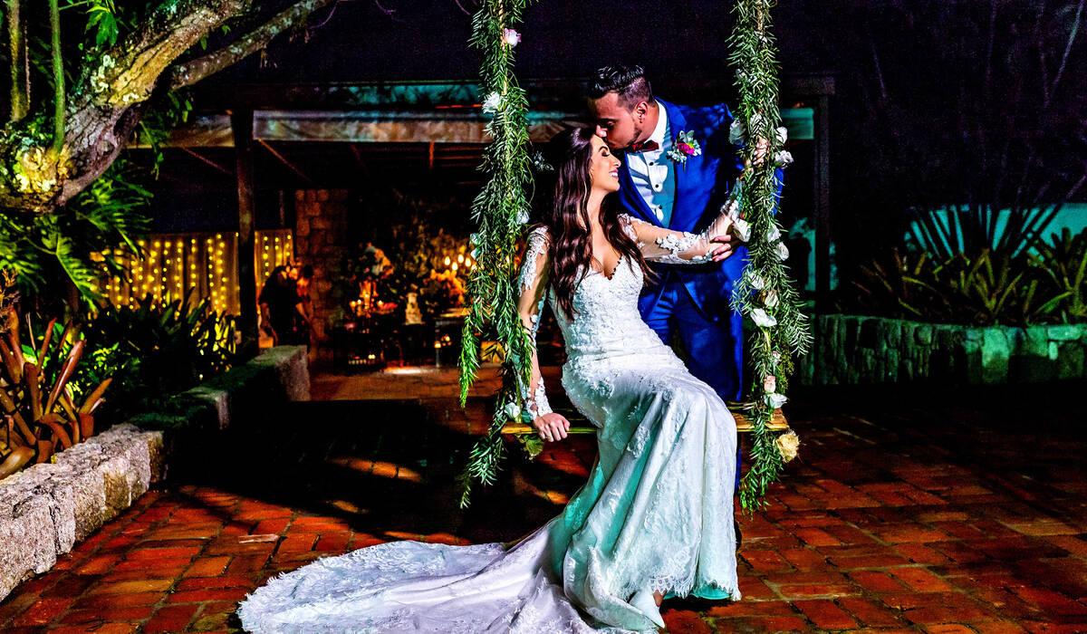 Casamentos de Larissa & Raphael
