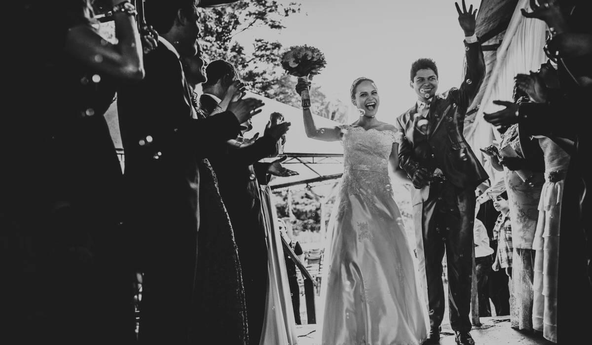 wedding de emily & vinicios