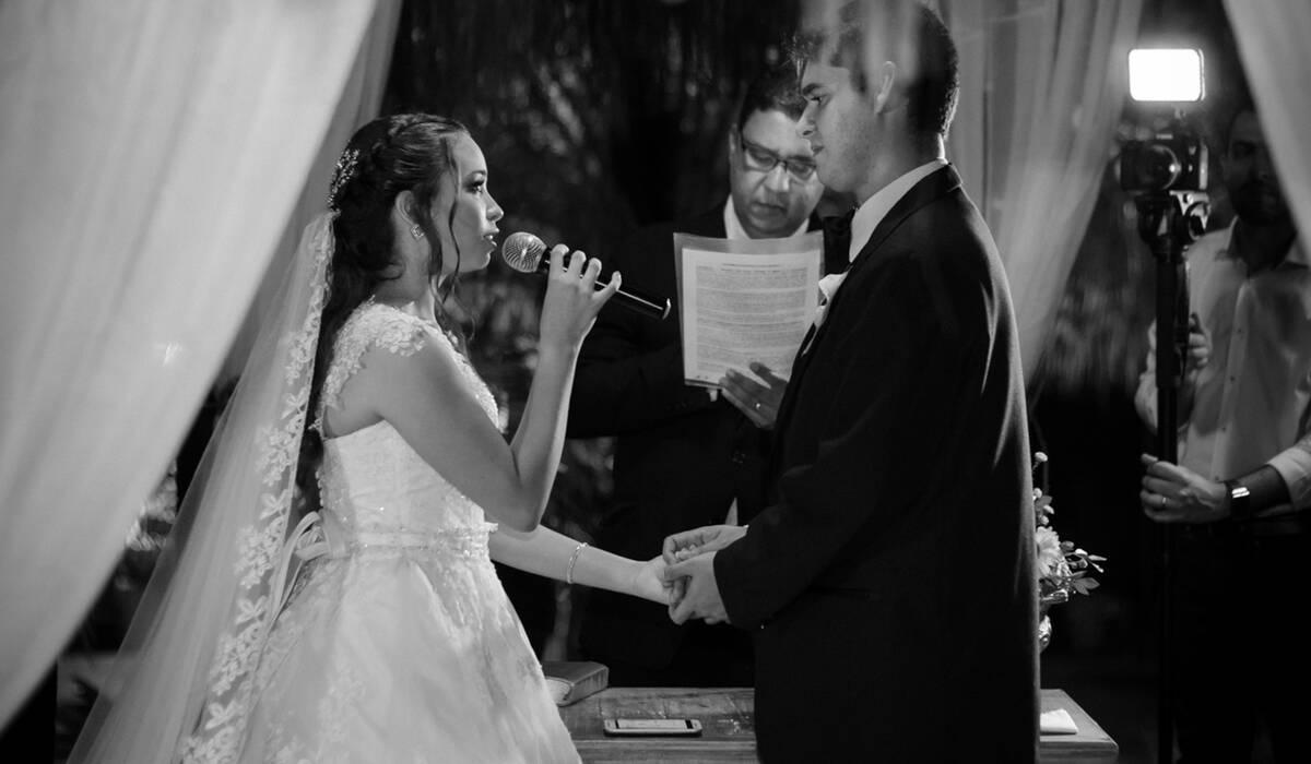 Casamento de Caroline+Tiago