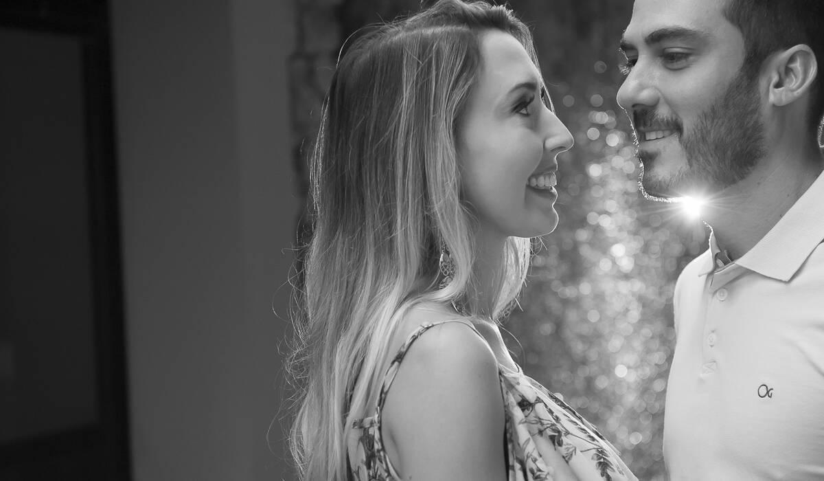 Pré wedding  de Nathália + Rafael