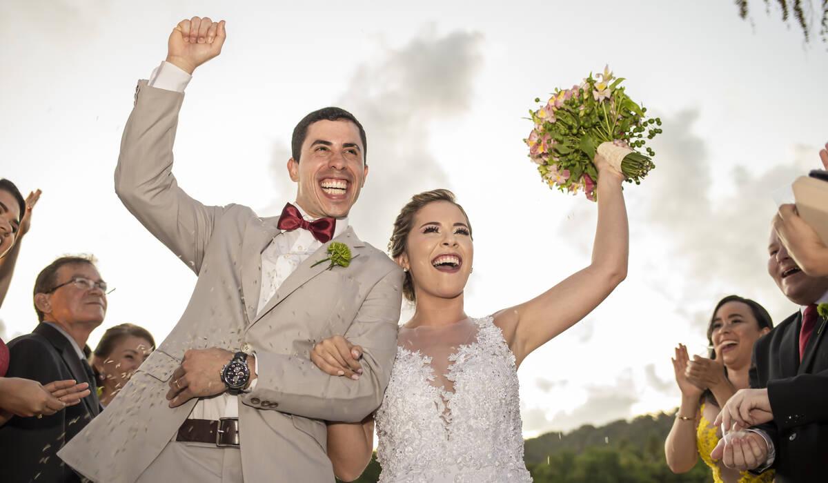 Casamento de Thiago & Bárbara