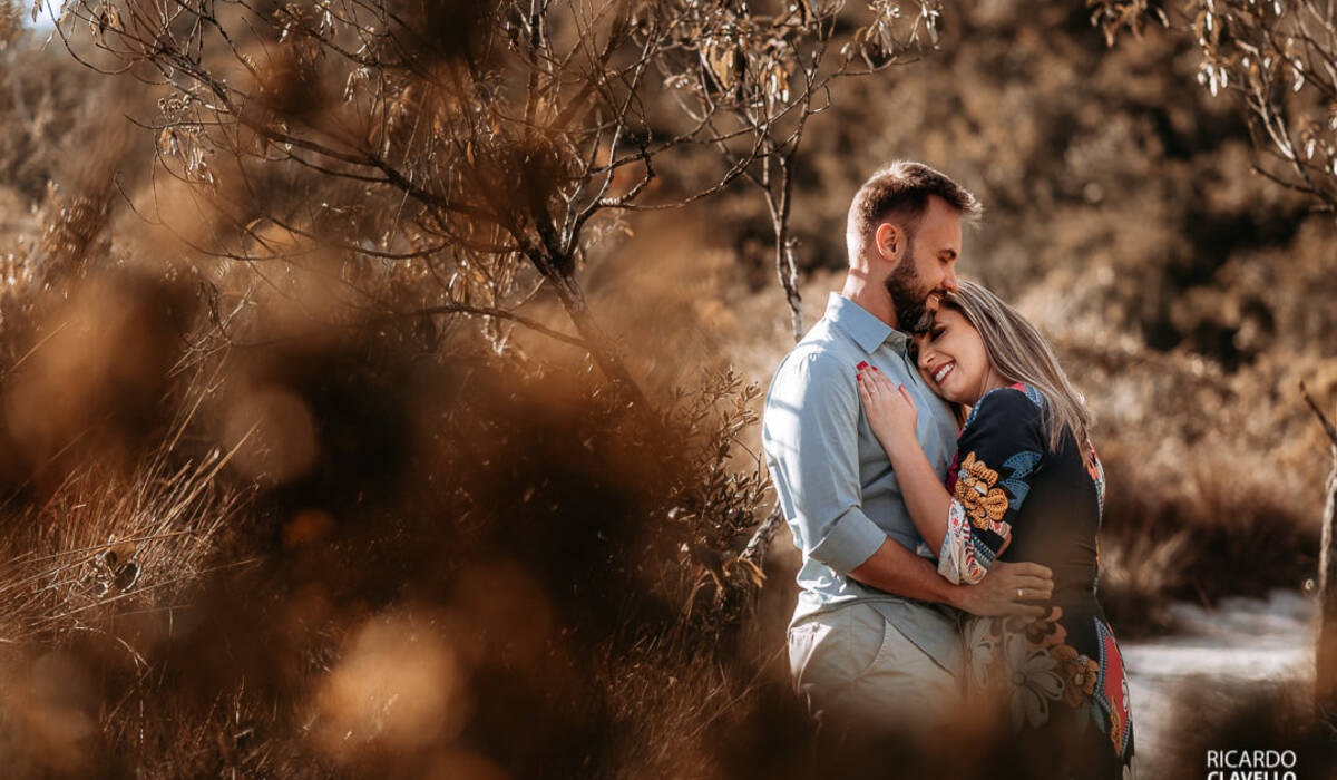 Pre-Wedding de Nathalia + Guilherme