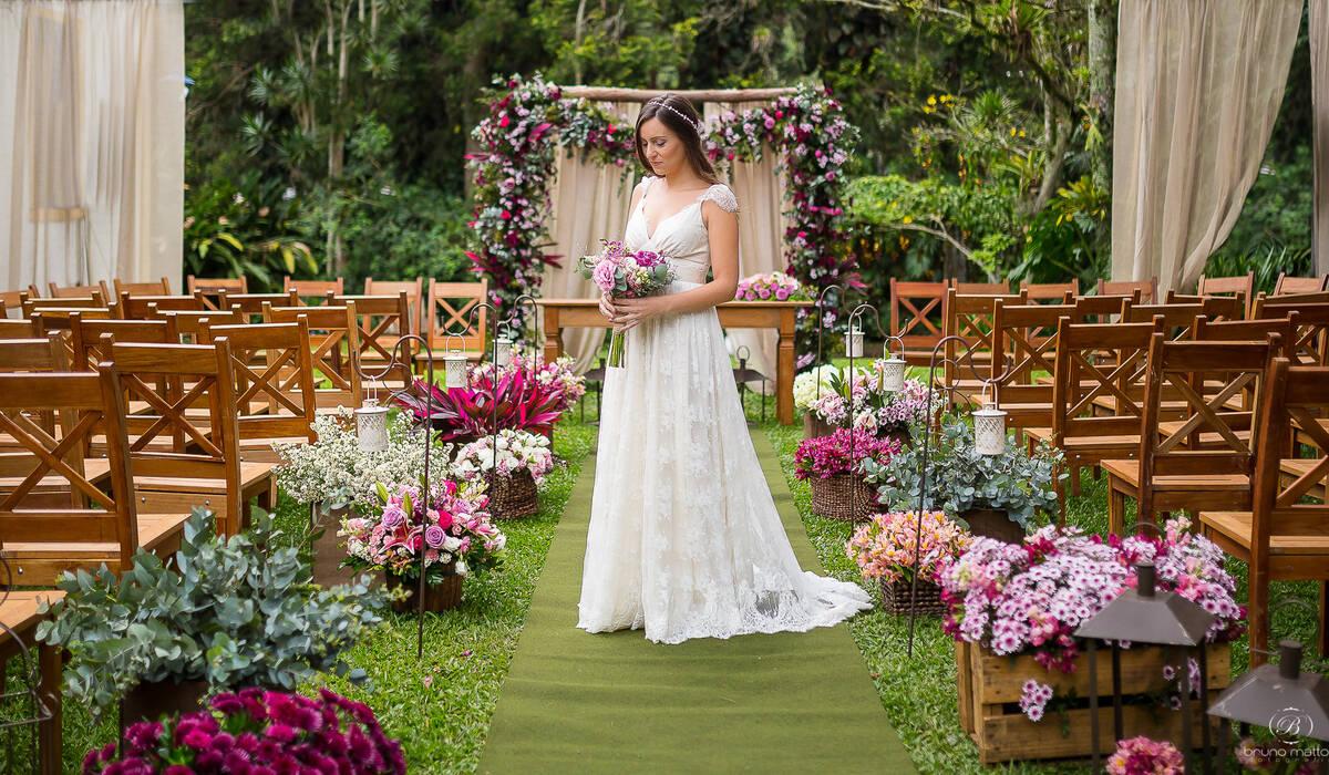Casamento de Julia e Cayo