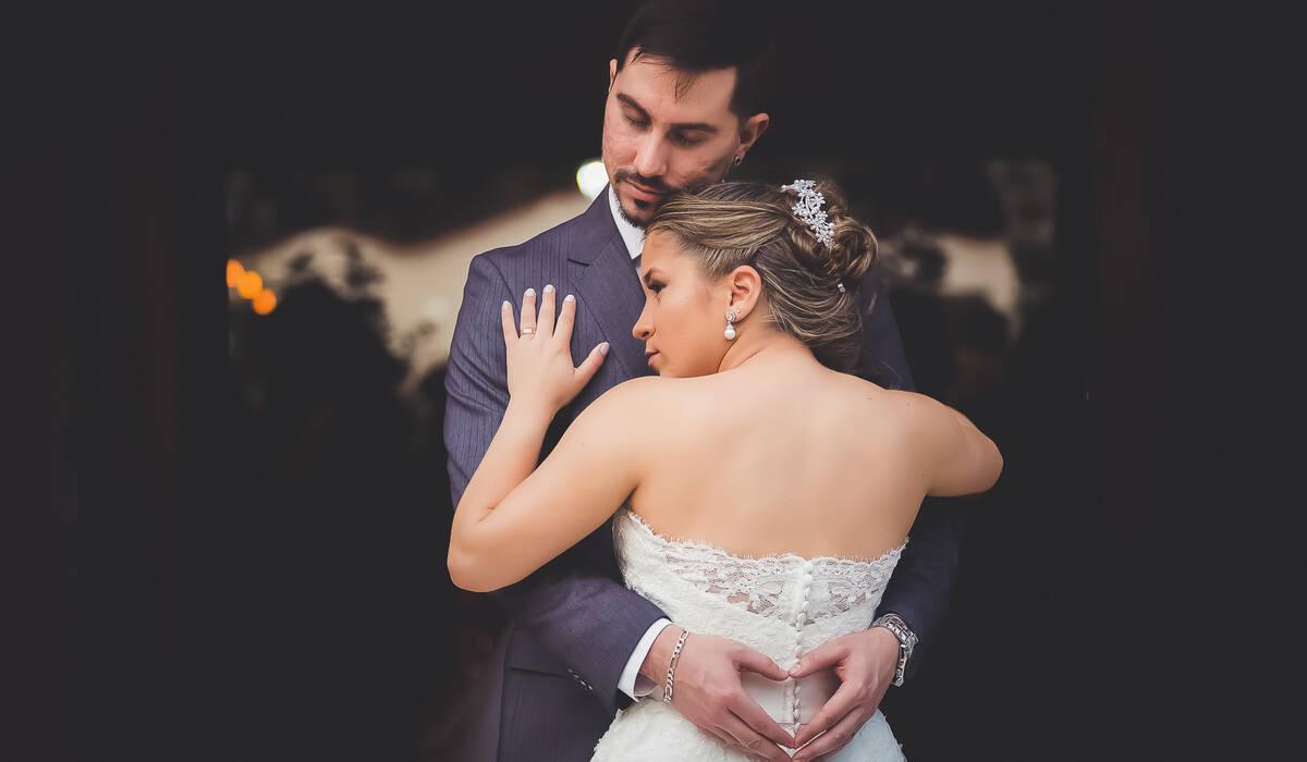 Casamento de Hanna e Dudley