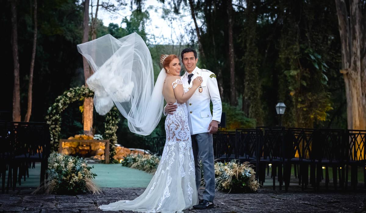 Casamento de Marcela e Gustavo