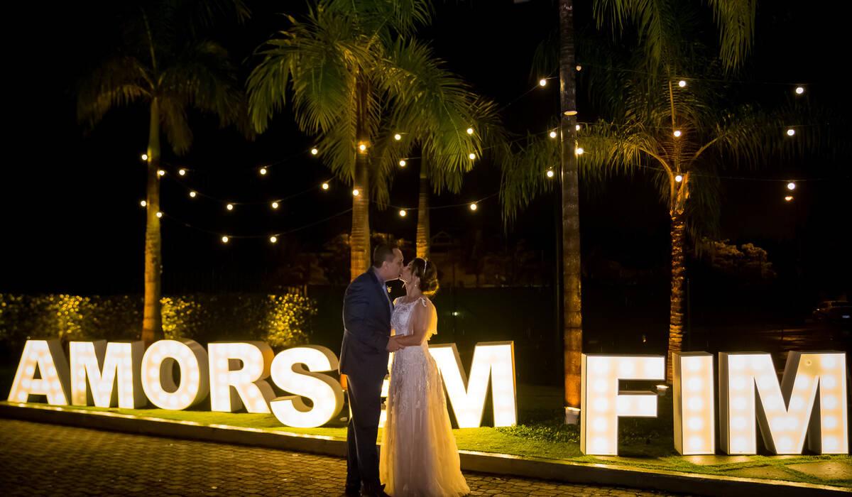 Casamento de Jandira e Ricardo