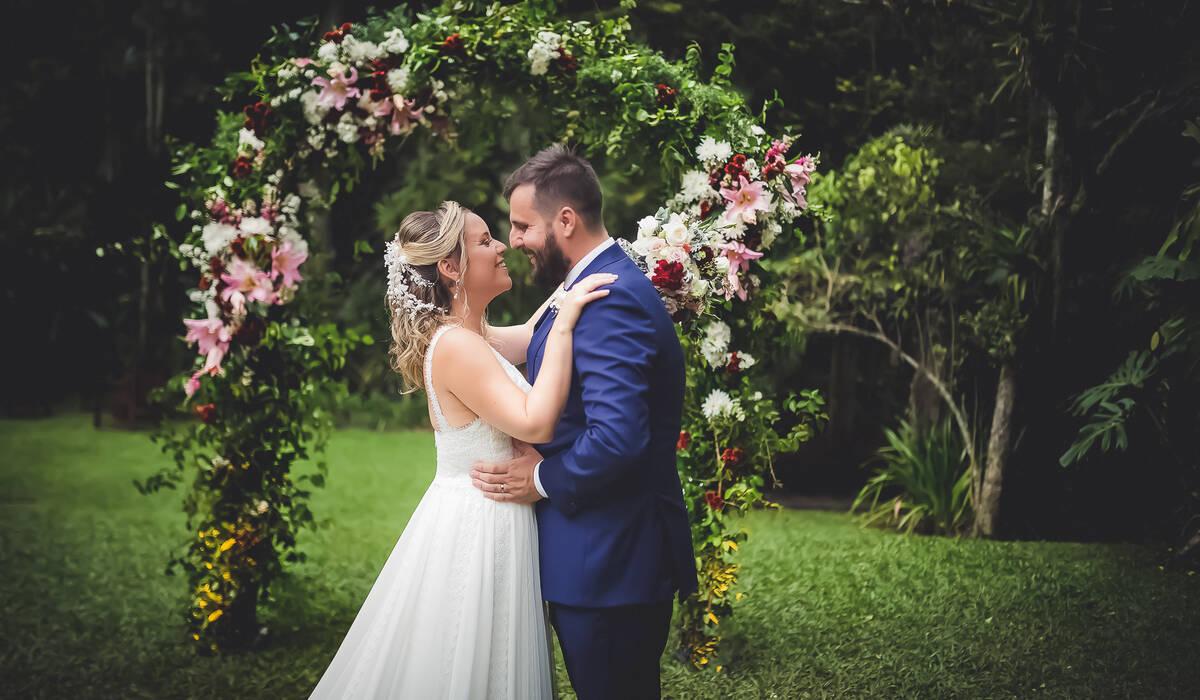 Casamento de Roberta e Luiz