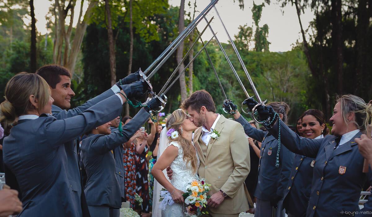 Casamento de Renata e Roberto
