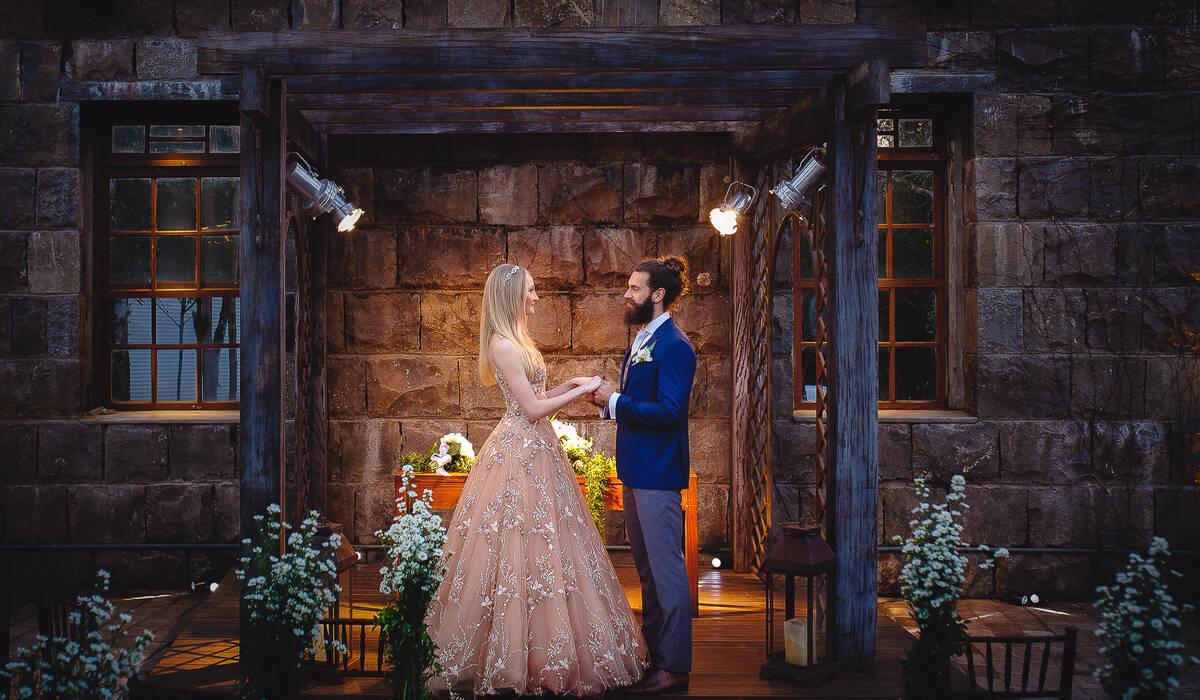 Casamento de Daiana e Christian