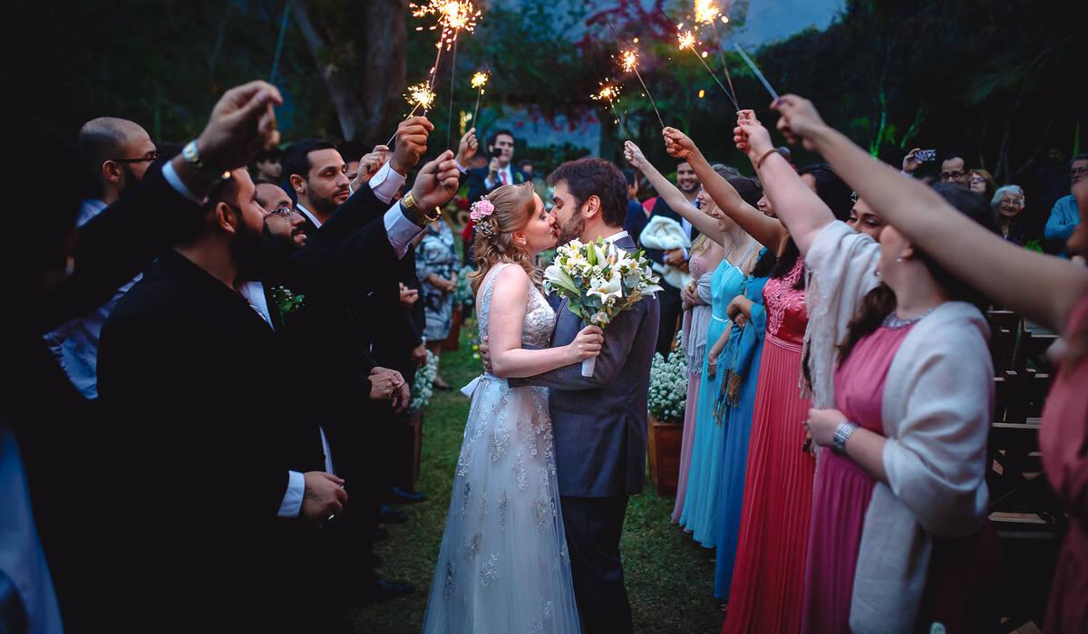 Casamento de Larissa e Matheus