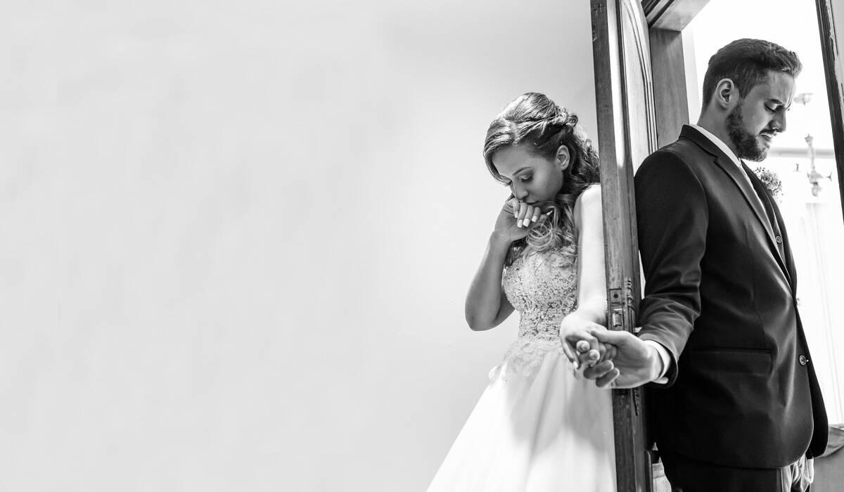 Casamento  de Jacqueline e Gabriel