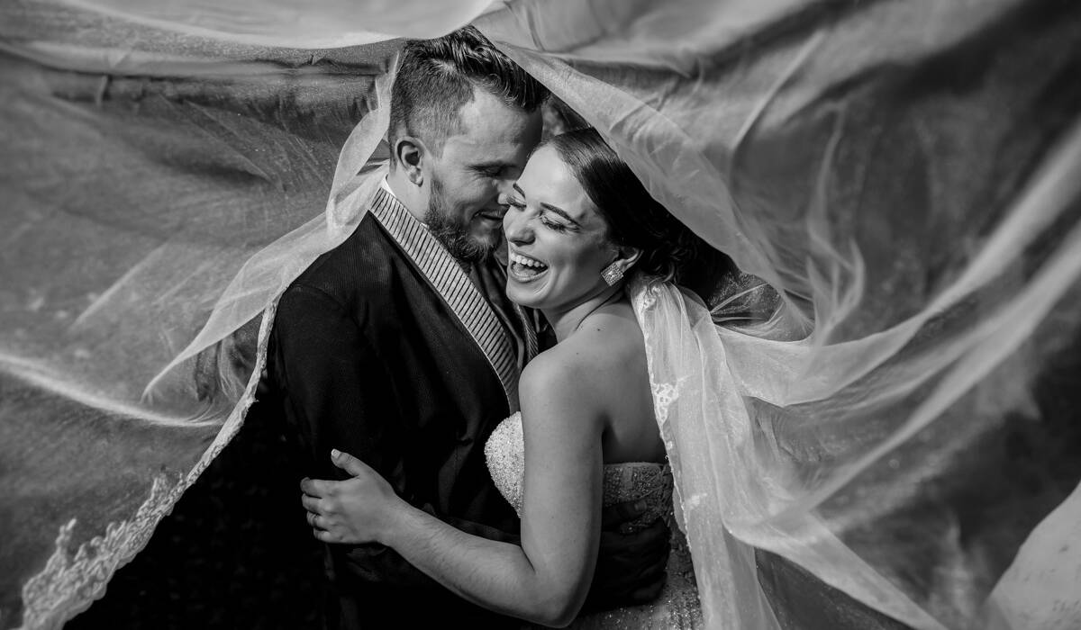 Casamento  de Sarah e Lucas