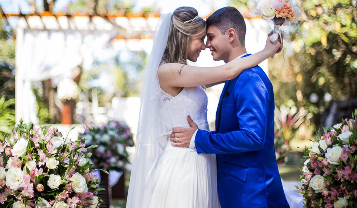 Casamento de Letícia e Lucas