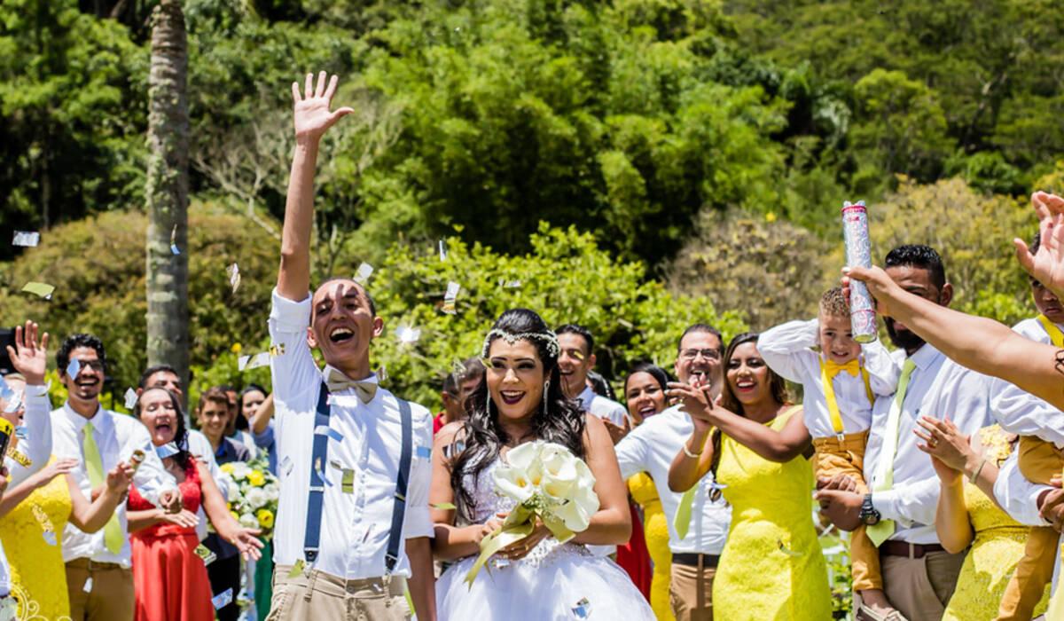 Casamento de Fran e Renato