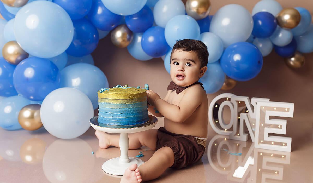 de CAKE SMASH