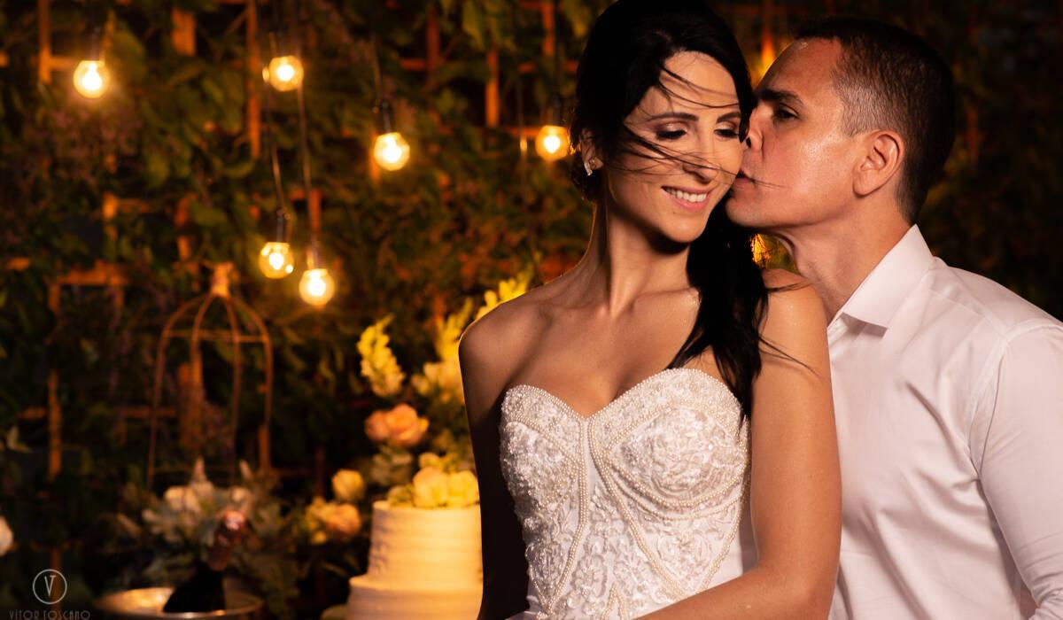 Casamento  de Dominique & Rudy